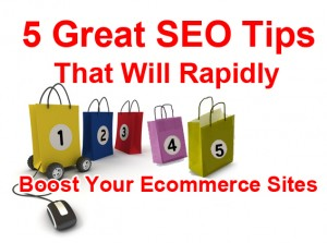 5 great seo tips