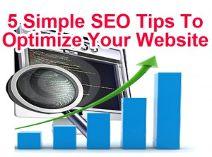 5 simple seo tips