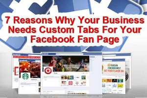 Tabs facebook fanpages