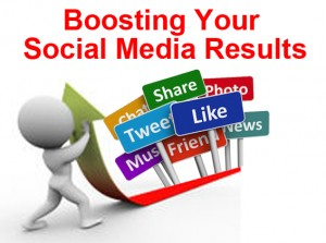 boosting your social media results
