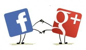 Facebook Versus GooglePlus