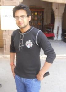 guest blogger Avinash Mishra