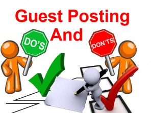 guest posting dos and donts