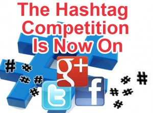 hashtag competition