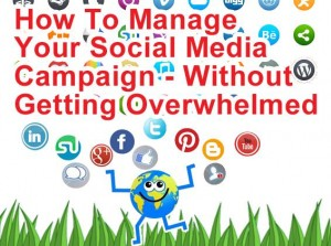 how to manage social media