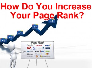 increase pagerank