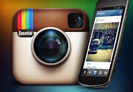 instagram and phone