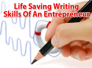 life saving writing skills