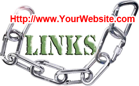 link to your website