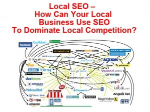 Local SEO To Dominate