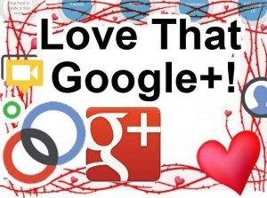 love that googleplus