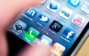 mobile marketing with social media
