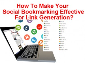social book marketing link generation
