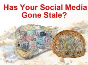 social media stale