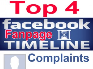 top 4 facebook fanpage timeline