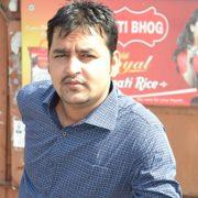 guest blogger Raj Kumar Mishra