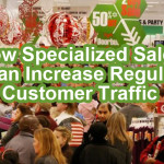 increase customer traffic