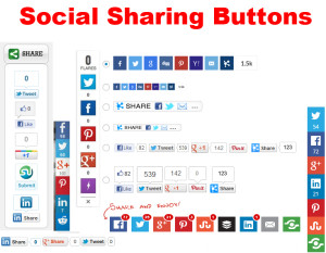 Social-share-bottons